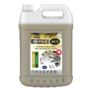 D-Pax KC3 Professional Heavy-Duty Multi-Use Degreaser Cleaner, 5L