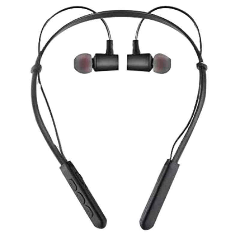 Immutable B11 Black In-Ear Bluetooth Headset with Mic (Pack of 2)