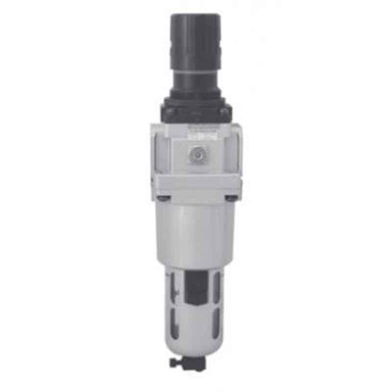 Janatics G1/4 Filter Regulator with Manual Drain, FRC136134
