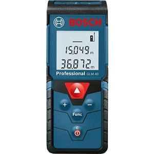 Bosch GLM 40 Laser Distance Meter, Range: 40m