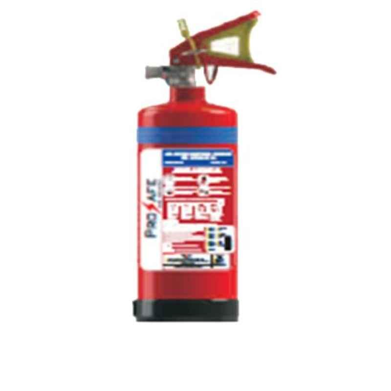 Prosafe 1kg ABC Stored Pressured MAP 50% Fire Extinguisher with ISI Mark