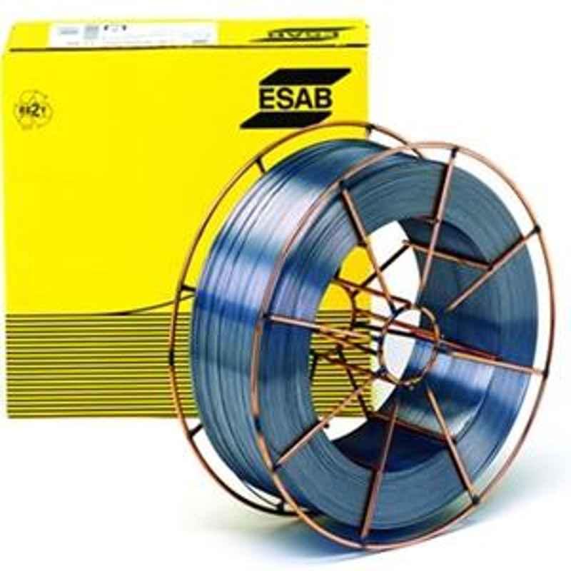 Esab Mag Wire OK ARISTOROD 69 Spool 18 kg Diameter: 1mm