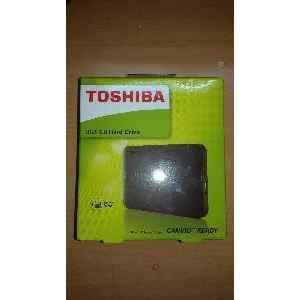 Toshiba Usb 3.01Tbexternal Hard Disk Hard Disks