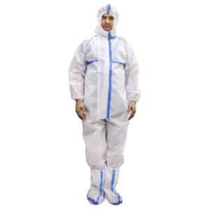 Oriley ORCPS1 DRDO Approved Disposable Full Body Coverall Protective Suit, 200083