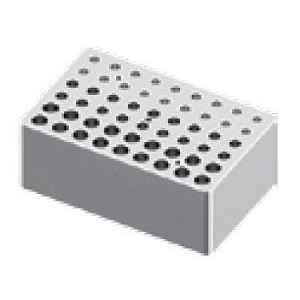 Abdos 0.2, 0.5, 1.5/2.0ml Heating Block for Hotblock LED Digital Dry Bath, E11336