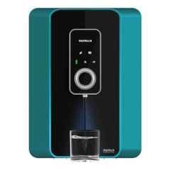 Havells Digiplus Alkaline 45W Blue & Black RO & UV Water Purifier, GHWRZNG015