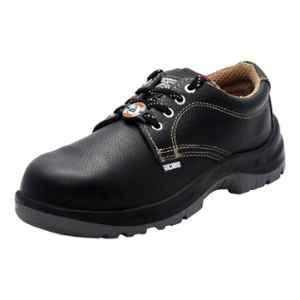 Acme Quark SS10JCO Steel Toe Black Safety Shoes, Size: 7