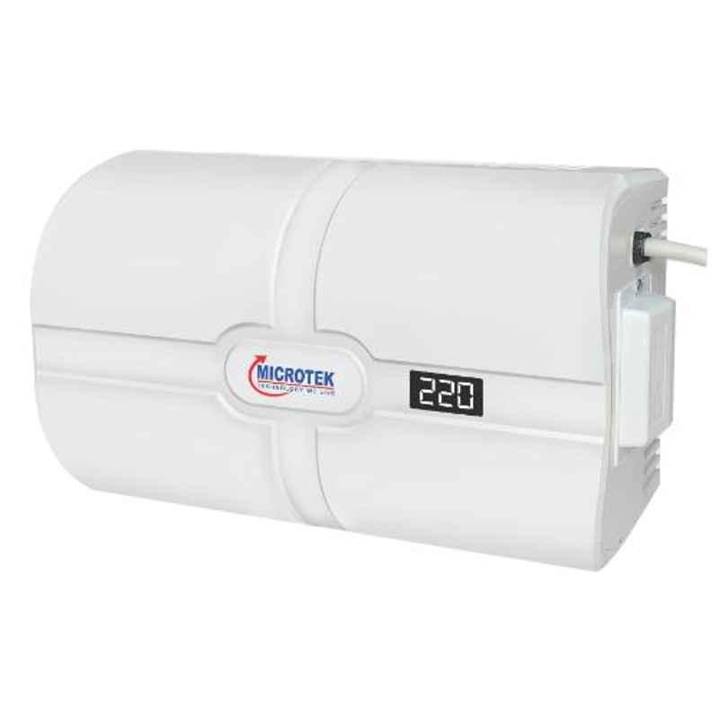 Microtek Smart EM 5150 Plus 150-290V AC Voltage Stabilizer for Upto 2 Ton AC