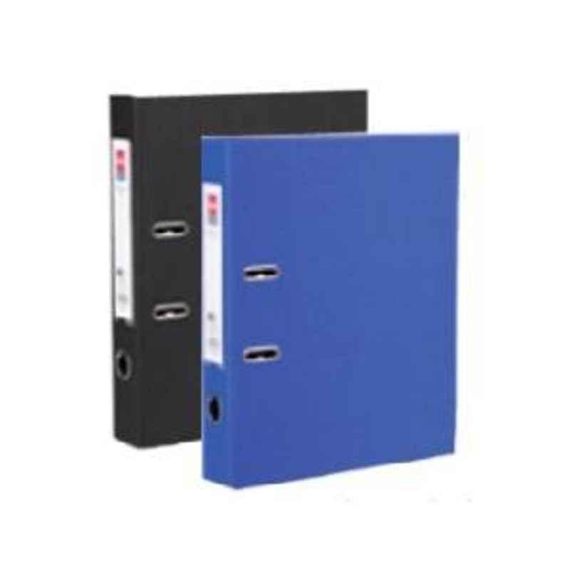 Linc Deli W39656 Lever Arch File Black