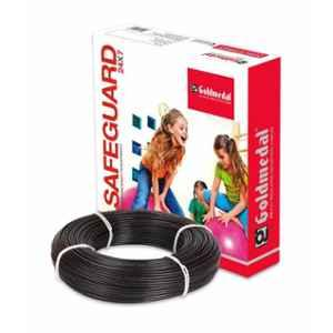 Goldmedal 180m 1.5 Sqmm Black FR PVC Wire