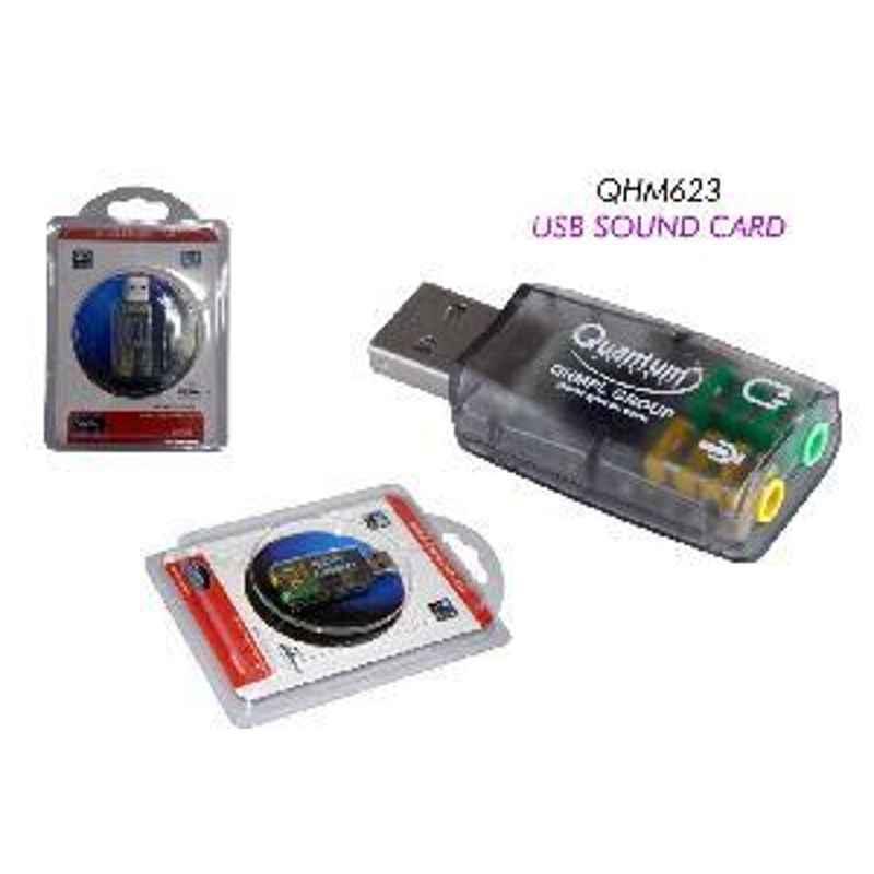 Quantum 623 Usb Sound