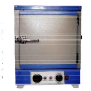 Labpro HO-5101 125L 600x450x450mm Stainless Steel Oven