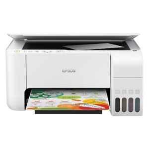 Epson EcoTank L3156 White Wi-Fi Multifunction Ink Tank Printer