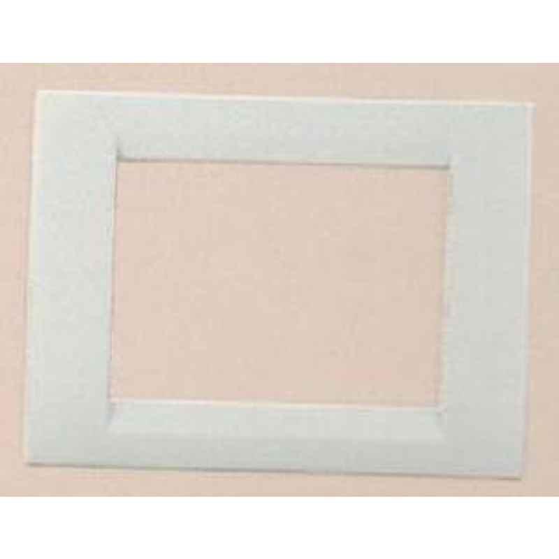 Anchor 30250CWH Tresa Cover Plate Module 6, Colour White