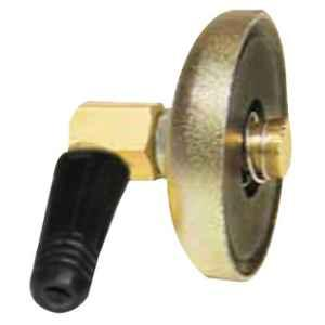 Metal Arc AT2B6Ri 600A Brass Magnetic Earth Clamp with Insulated Handle, 2100013503