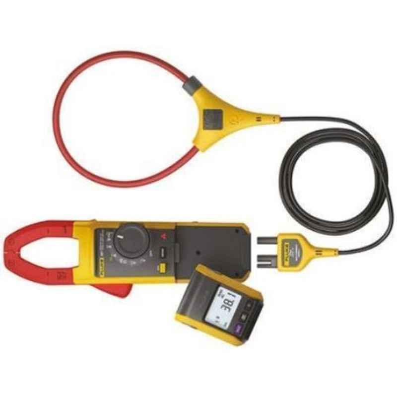 Fluke 381 1000-2500A 600-1000V Remote Display Trms Clamp W-Iflex, 3610452