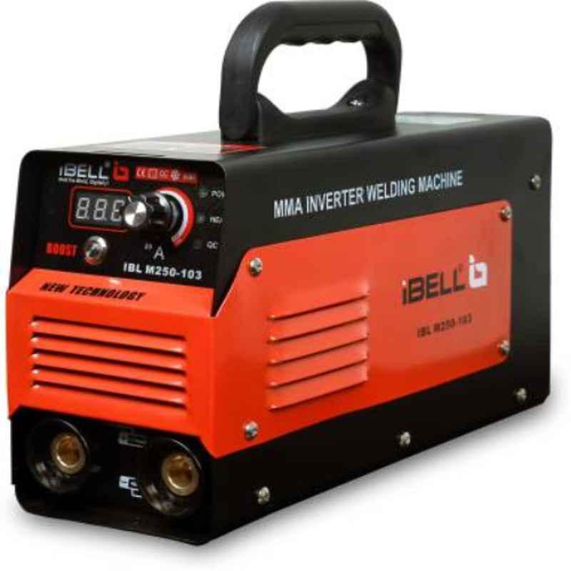 iBELL IBL 250-103 IGBT 220V Inverter Welding Machine with 1 Year Warranty