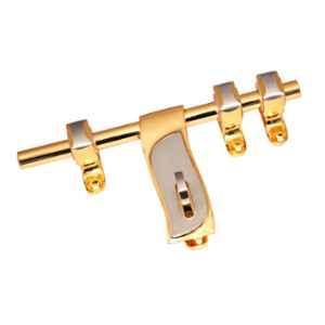 Smart Shophar 10 inch Brass Gold Silver Mango Orry Aldrop, SHA14AL-MANG-GS10-P1