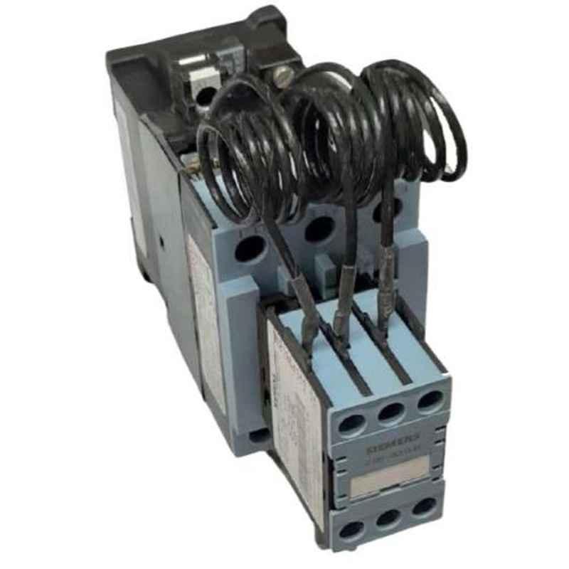 Siemens 110V 16kVAR Capacitor Duty Contactor, 3TS13000AF058K