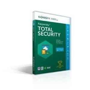 Kaspersky Total Security 1user 1year Slim Software