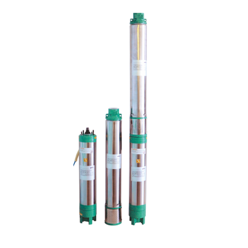 Wilo 2HP 75mm Prathak WBW Water Filled Borewell Submersible Pumpset, 8224454