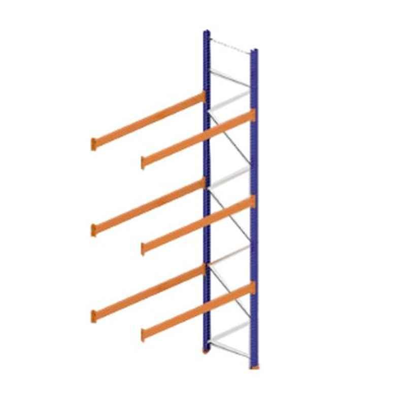 Godrej Ground Plus 3 Layers Steel Selective Pallet Racking, Max Load Capacity: 6000kg, Add on Unit: 5000x2300x1000mm (HxWxD)