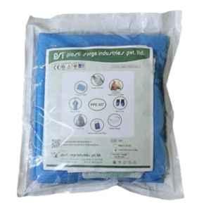 PSI PSI001 7.5 inch 80x120cm 50GSM 3 Ply Spun Bond Fabric SIC Shield PPE Kit