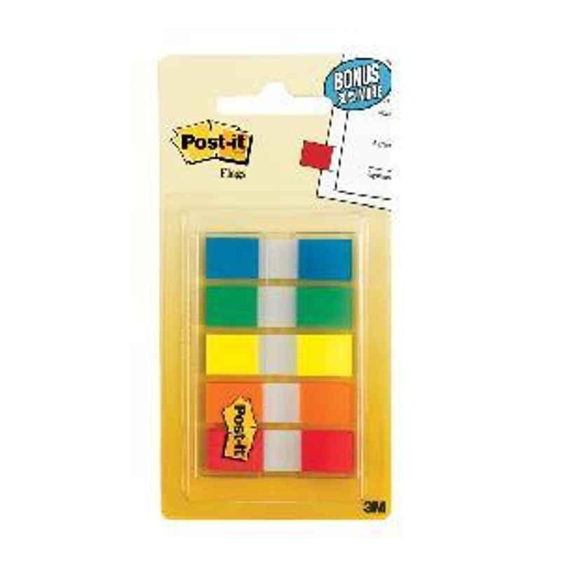 3M Post it Flag 5 Colors 3M008PP33FWOINSTA 5408