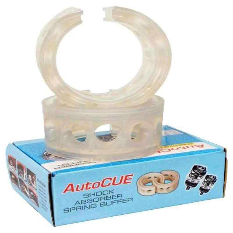 Autocue AC-4121 4 Pcs TPU Shock Absorber Spring Buffer Set for Hyundai Verna Fluidic