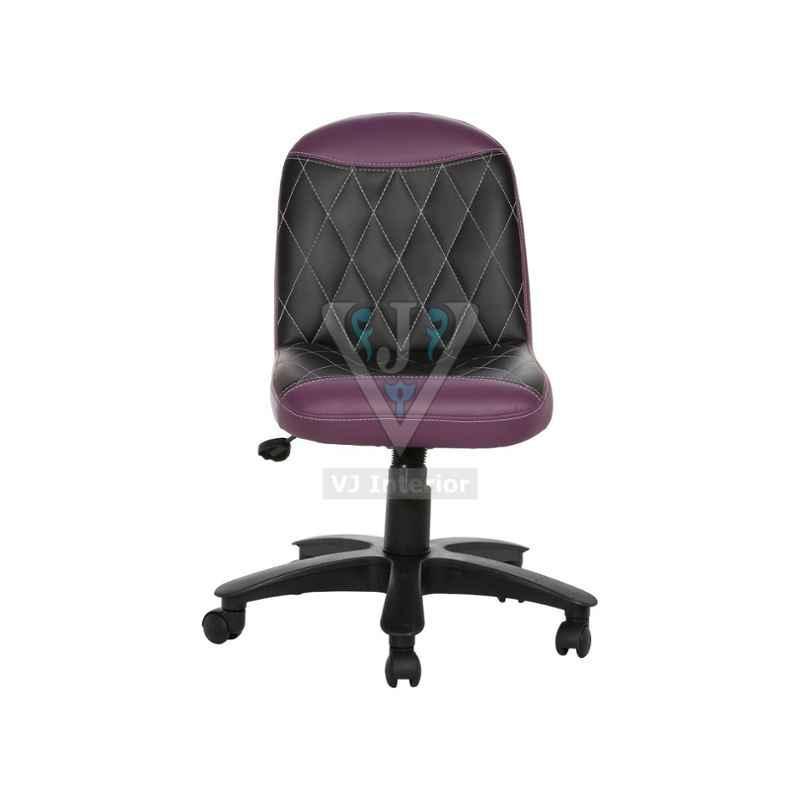 VJ Interior The Libranejar Low Back Workstation Chair, VJ-533