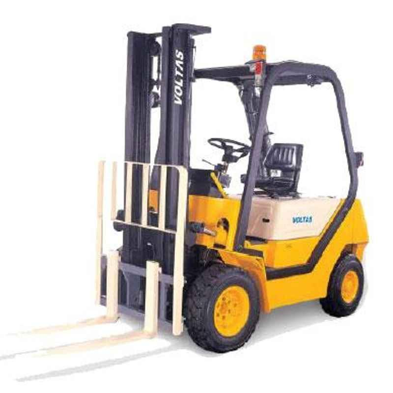 Voltas 3000kg 2 Stage Diesel Powered Forklift, DVX 30 FC BC HVM