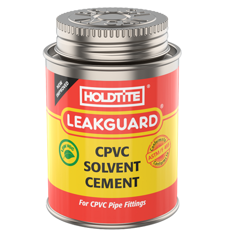 Holdtite Leakguard 250ml CPVC Solvent Cement (Pack of 36)