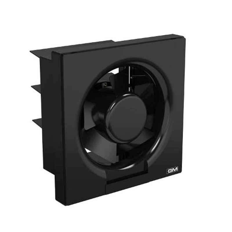GM Eco Air 36W Black Ventilation Fan, VFB100014BKGL, Sweep: 250 mm