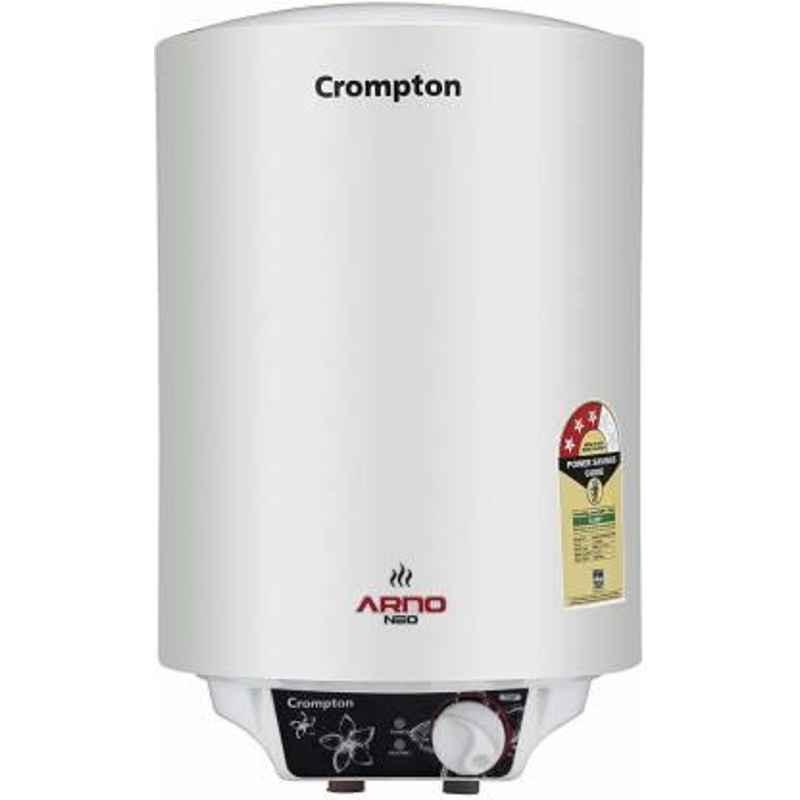 Crompton Geyser  Arno Neo 25L White Storage Water Geyser, ASWH-2625