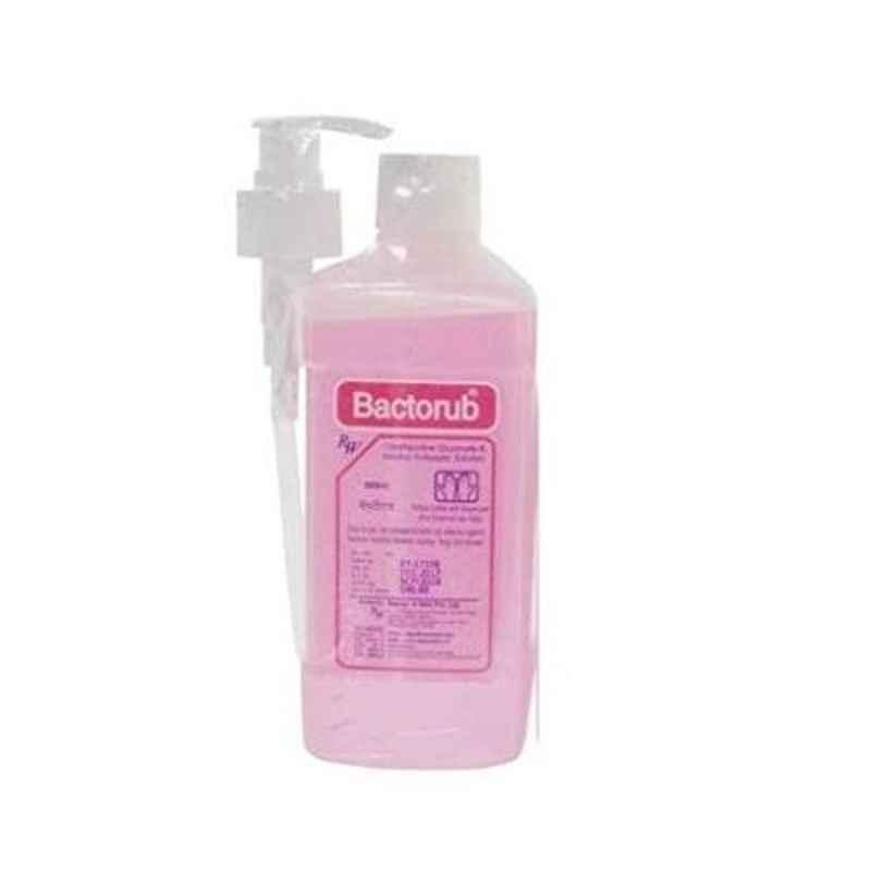 R&W 500ml Pink Hand Sanitizer