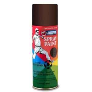Abro SP-143 400ml Multipurpose Golden Brown Colour Spray Paint for Cars & Bikes