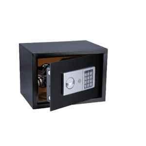 Swaggers 25x35x25cm 1.2V Digital Electronic Safe Locker with Key