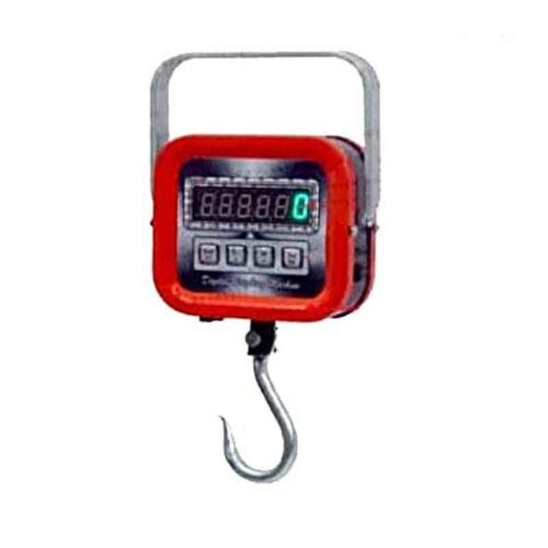 Metis 50kg Iron Hanging Weighing Scale for Gas Cylinders & Agriculture with 10g Accuracy