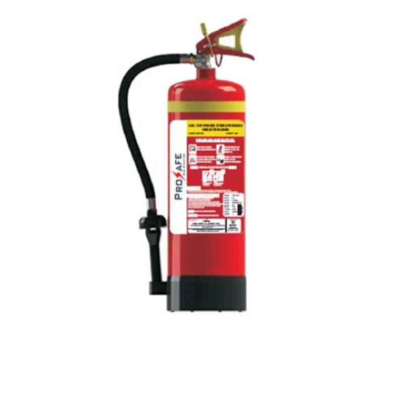 Prosafe 9L Foam Stored Pressured Fire Extinguisher with ISI Mark, PRSQF 9-6