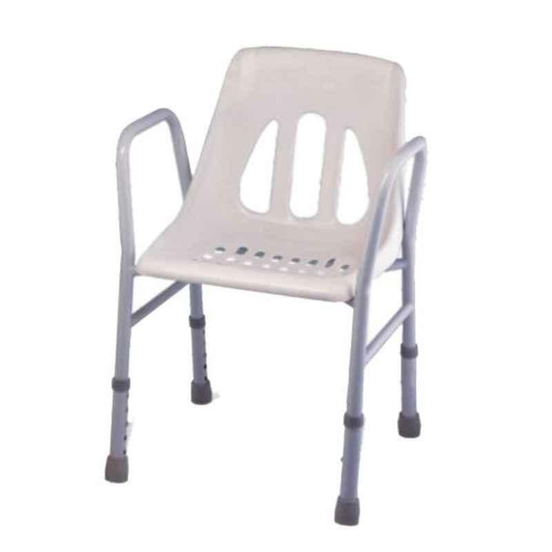 Easycare Light Weight Aluminum Shower Chair, EC792