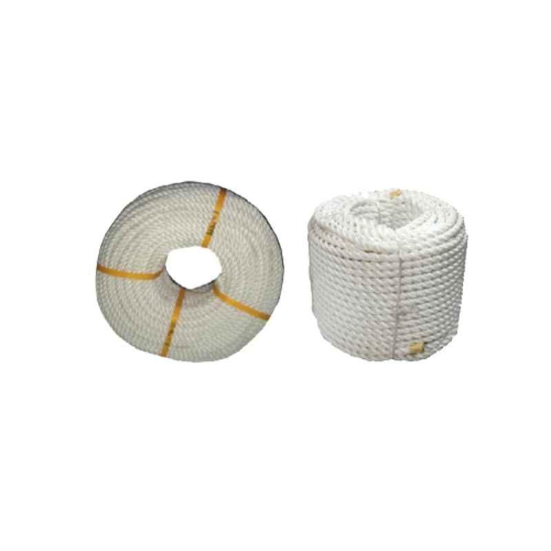 Safemax 22 mm 3 Strand Polypropylene Rope