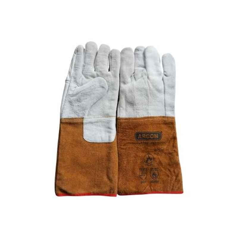 Arcon Leather MIG Welding Hand Gloves