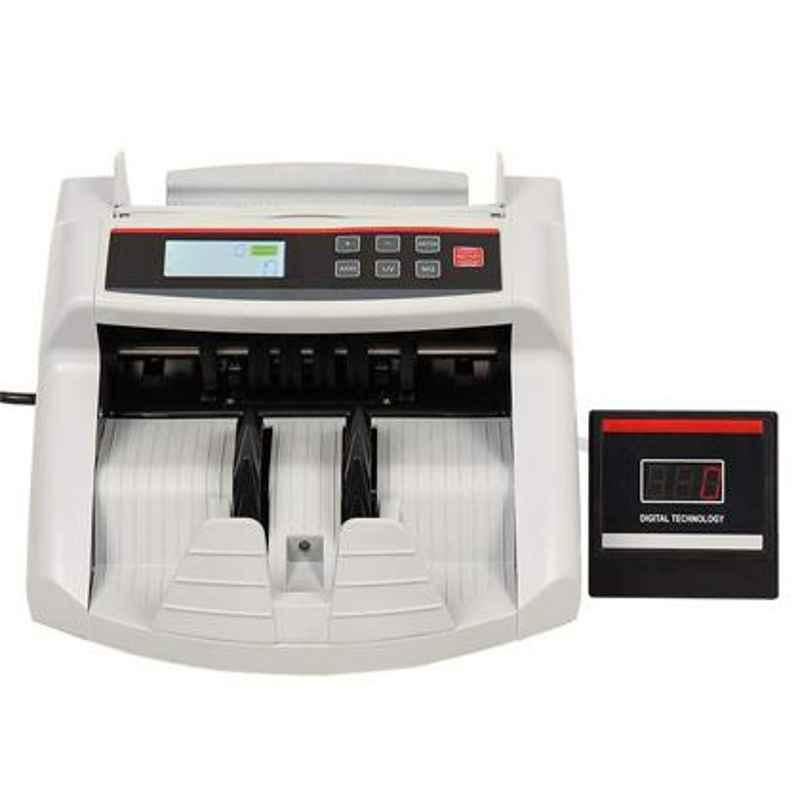 Hindvanture Money Count 221 LCD Note Counting Machine with Fake Note Detector