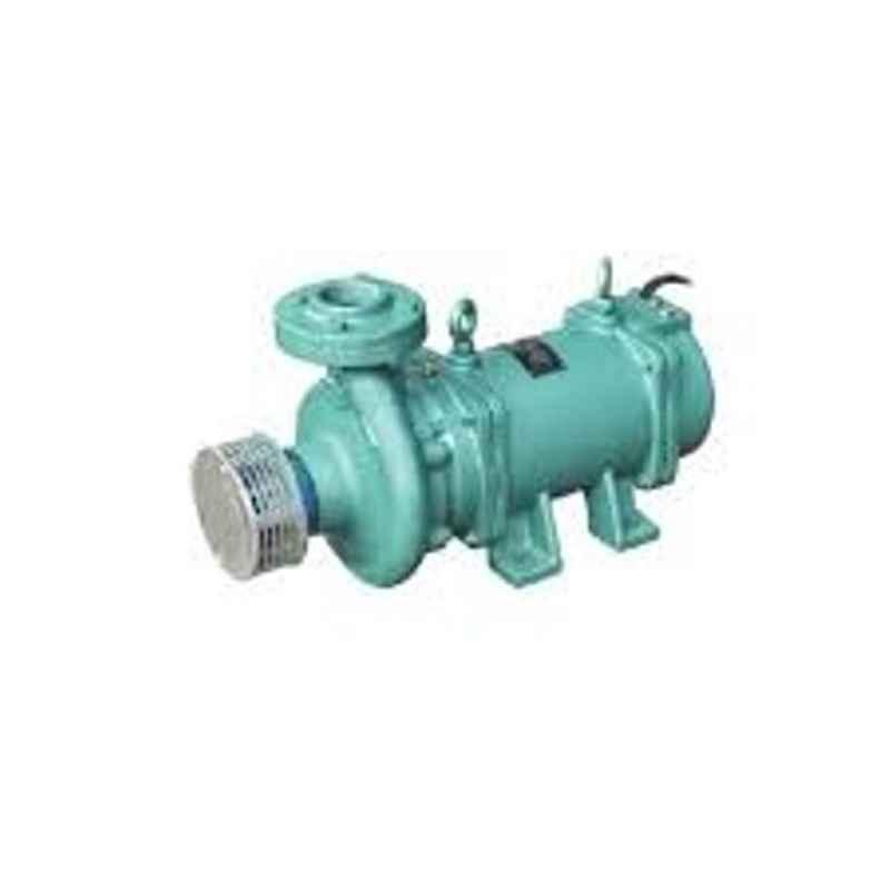 Lubi 1HP Single Phase Horizontal Monoset Openwell Pump without Panel & 10m Cable, LHL-154