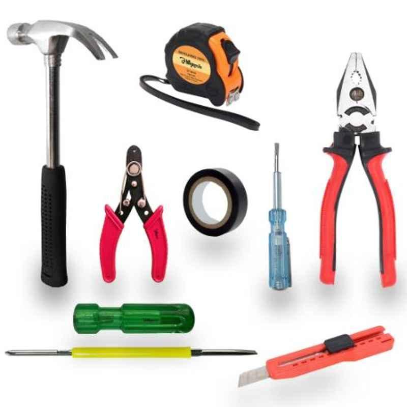 Hillgrove HT-22 8 Pcs Hand Tool Kit, HG0035