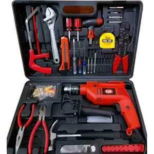 EGK 550W 121 Pcs Multipurpose Reversible Power Tool Kit, EGK13IDTK