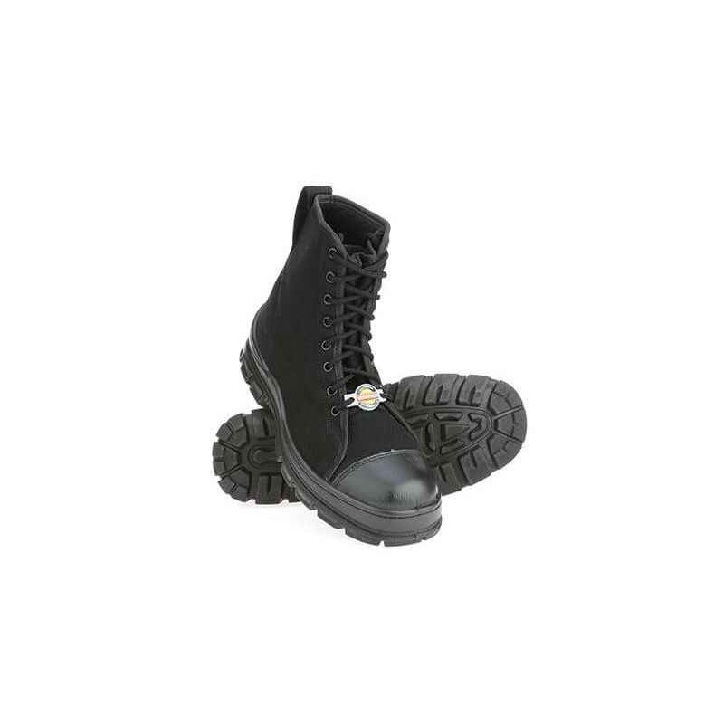 Liberty 7188-46 Warrior High Ankle Black Jungle Boots, Size: 9