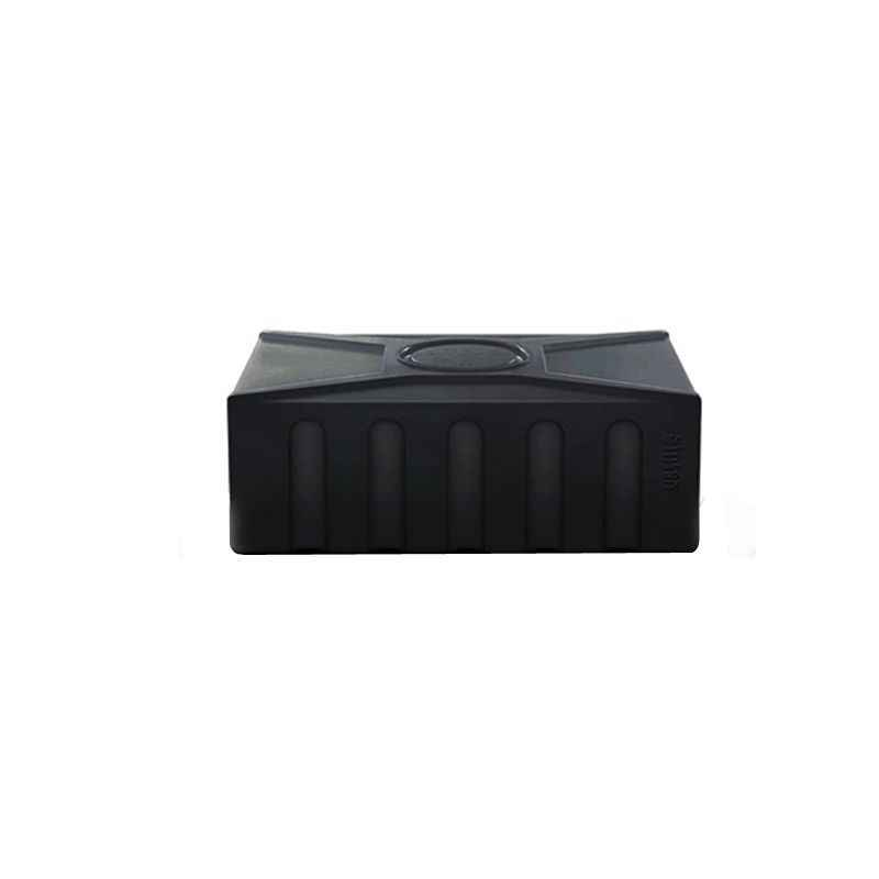 Sintex 825 Litre Double Lid Black Loft Water Tank, IWS 82.01