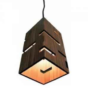 Darusilpi DWHL00020 Brown Hanging Lamp