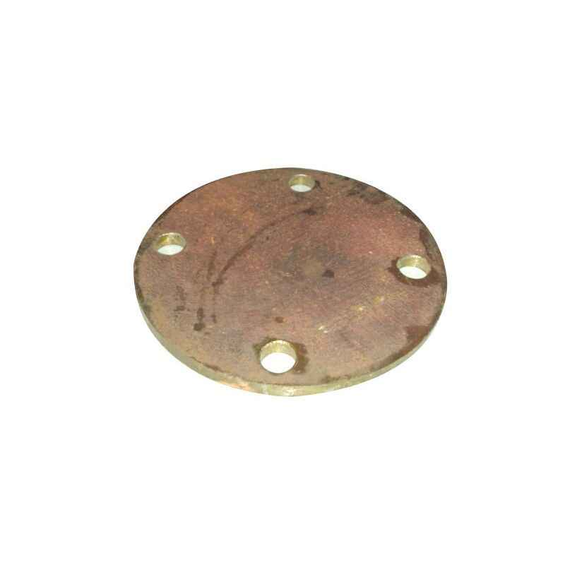MS 100mm Dummy Flange, MTC-180 (Pack of 10)